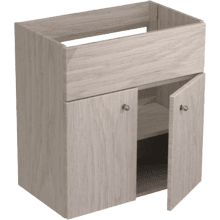Atlanta Classic Basin Unit inc. Basin & Handles 335mm Cashmere