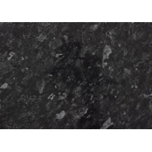 Atlanta Slimline Countertop 2000mm Blackstone High Gloss