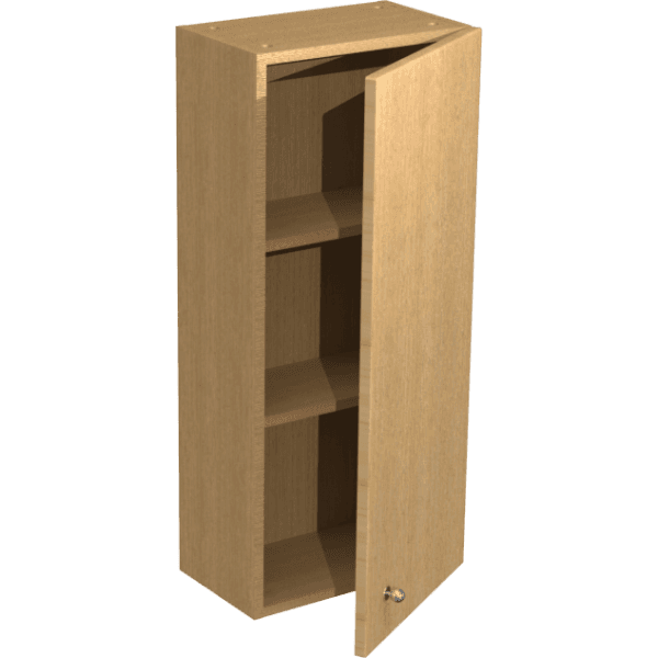 Atlanta Tall Wall Unit 350mm Pescara Premium