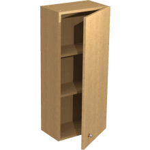 Atlanta Tall Wall Unit 350mm Truffle