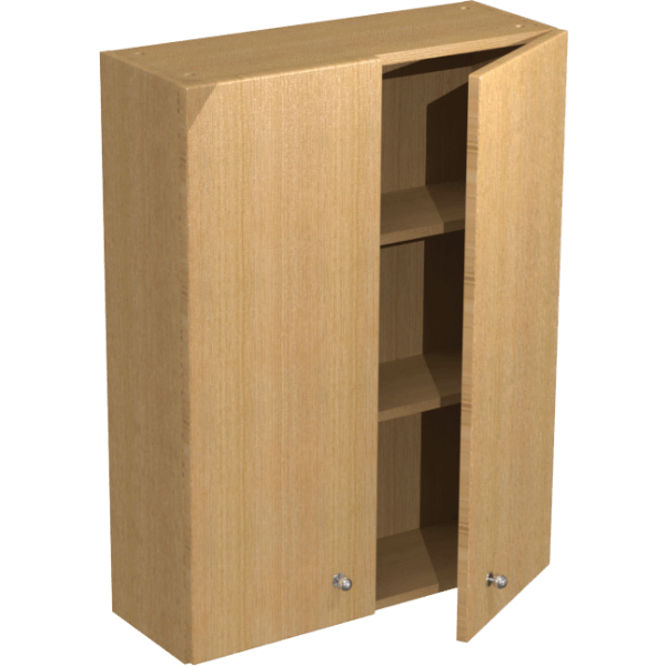 Atlanta Tall Wall Unit 500mm Pescara Premium