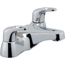 Aura Auris Bath Filler Chrome Plated
