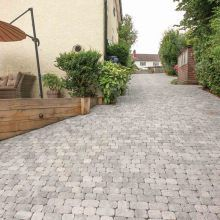 Aura Block Paving 1.46m Circle