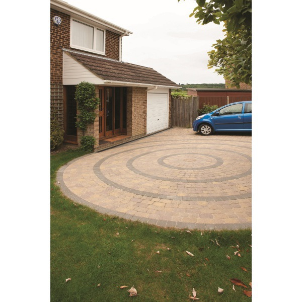 Aura Block Paving Bronze Fleck 171x114mm