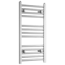 Aura Flat Towel Rail Chrome