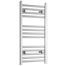 Aura Straight Towel Rail Chrome Chrome 1150mm x 600mm