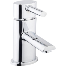Aura Oval Mono Basin Mixer (25mm Cartridge)