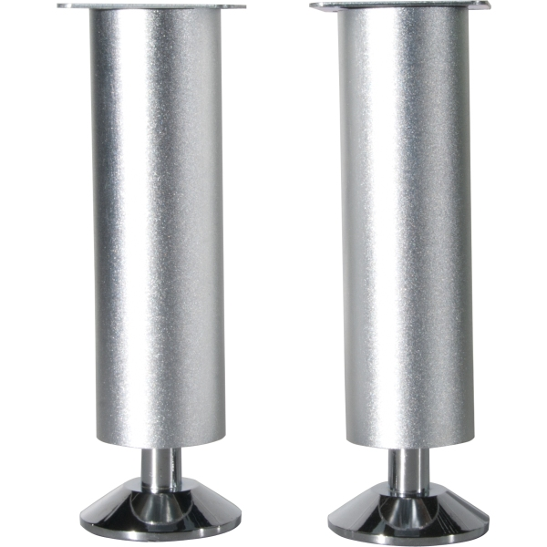 Aura Round Legs for Tuscany Units 200mm (Pair)