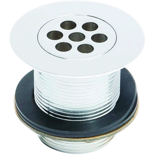 Aura Shower Waste with Removeable Grate