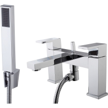 Aura Square Bath Shower Mixer