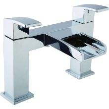 Aura Waterfall Deck Bath Filler