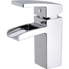Aura Waterfall Mono Basin Mixer