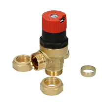 Automatic Bypass Valve DU145 22mm