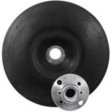 Backing Pad With Flange Nut M14 115mm