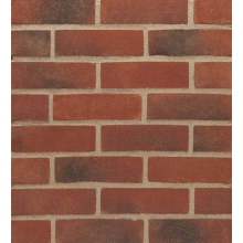 Baggeridge 65mm Smoked Orange Multi Gilt Stock Brick