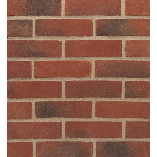 Baggeridge 65mm Smoked Orange Multi Gilt Stock Brick