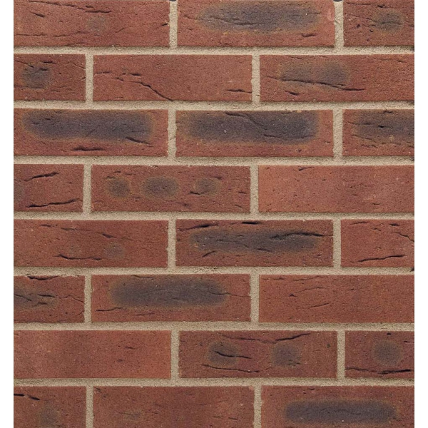 Baggeridge 65mm Tuscan Red Multi Brick