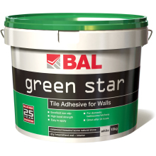 BAL Green Star Tile Adhesive 15kg
