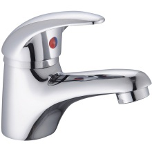 Basic Mono Basin Mixer with Clicker Waste