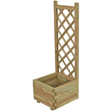 Bella Rosa Planter 1230x400x400mm