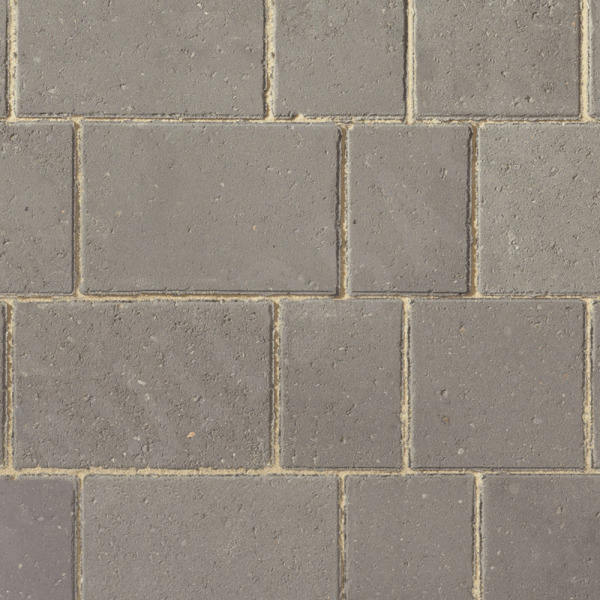 Beta Block Paving 105x140x60mm Charcoal