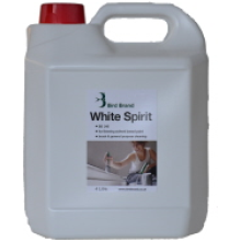 Bird Brand 4ltr White Spirit BS 245
