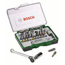 Bosch 27 Piece Mini Ratchet Set