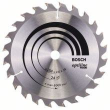 Bosch Circular Saw Blade Optiline Handheld 184x2.6x16mm