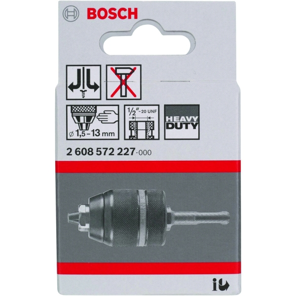 Bosch SDS Plus Chuck And Adaptor 2607 000 982