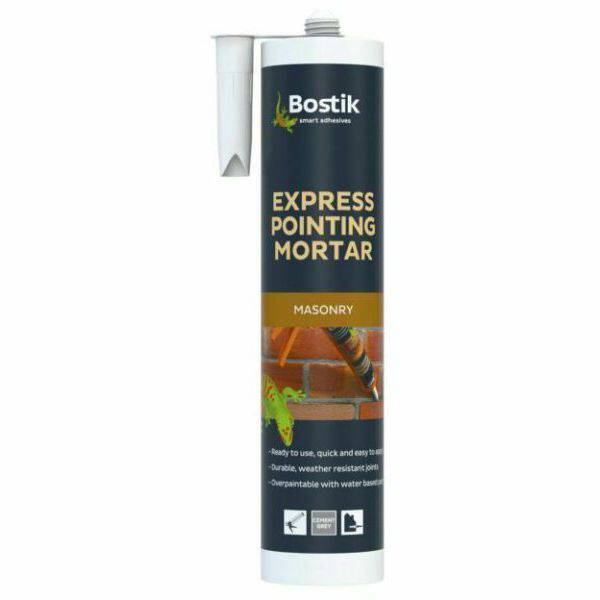 Bostik Express Pointing Mortar Grey 310ml