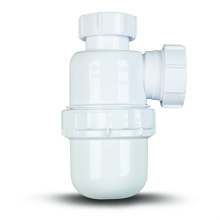Bottle Trap White 32mm