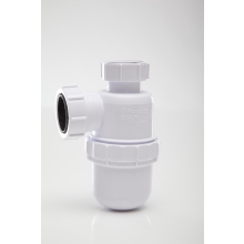 Bottle Trap White 40mm