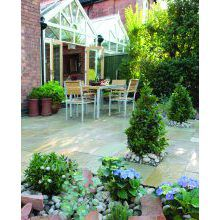 Bradstone Honeymede Patio Kit