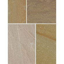 Bradstone Natural Sandstone Autumn Green 600 x 300mm