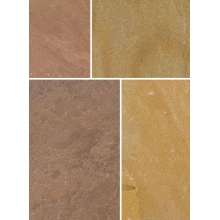 Bradstone Polished Nat Sandstone Patio Pack