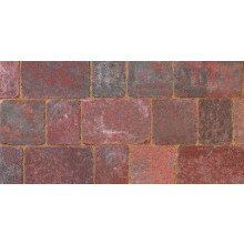 Bradstone Woburn Rumbled Block Paving Brindle 100mm x 134mm x 50mm