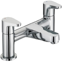 Bristan 152 x 232 x 252mm Quest Bath Filler Chrome