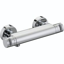 Bristan Artisan Thermostatic Surface Mounted Bar Valve Only with Fast Fit Connections Chrome