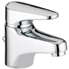 Bristan Jute Basin Mixer 105mm Chrome