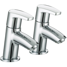 Bristan Orta Bath Taps 3/4 Chrome