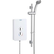 Bristan Smile 8.5kw Electric Shower White