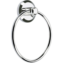 Bristan Solo Towel Ring Chrome