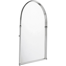Bristan Solo Wall Mounted Arch Matched Mirror