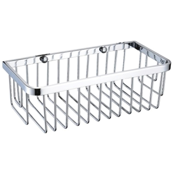 bristan wire small basket chrome