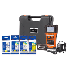 Brother PT-E550WSP Handheld Printing Electrician Kit