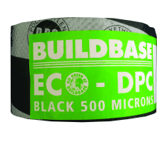 Buildbase ECO DPC 30m Roll 100mm