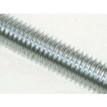 Buildbase M10 x 1Mt Threaded Rod BZP