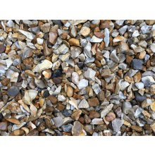 10mm Golden Flint Bulk Bag