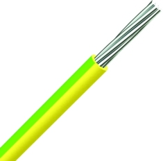 Cable 6491X 10mm Green/Yellow