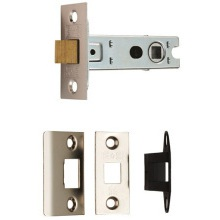 Carlisle Brass Bolt Through Tubular Latch Square 64mm